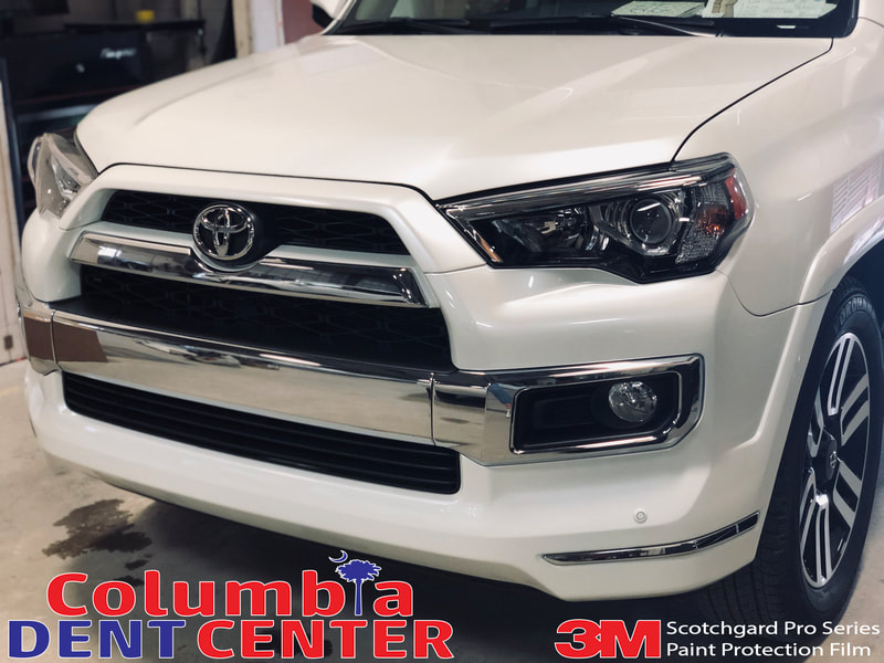 Toyota 4Runner Paint Protection Columbia South Carolina