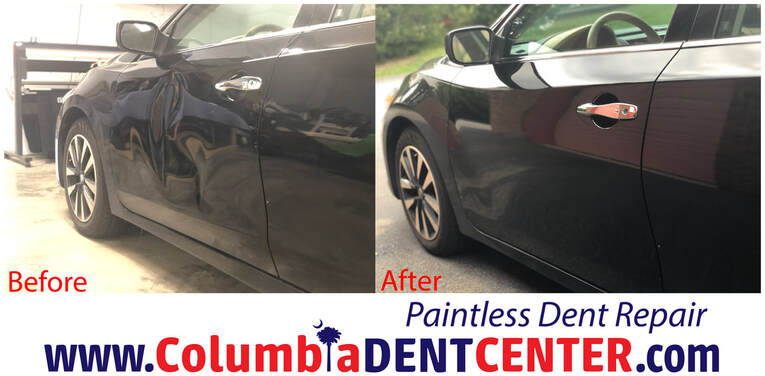 Paintless Dent Repair _ Columbia, South Carolina