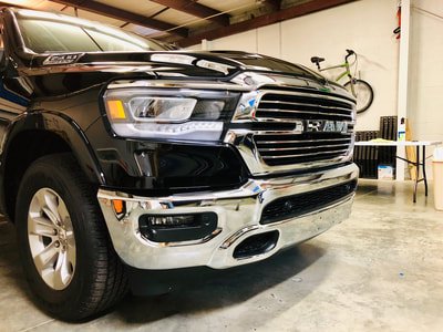 2019 Dodge Ram_ Paint Protection_ Columbia, South Carolina