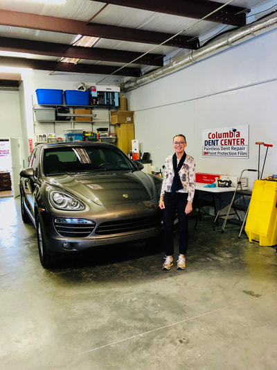 Porshe Cayenne_ Paint Protection_ Columbia, South Carolina