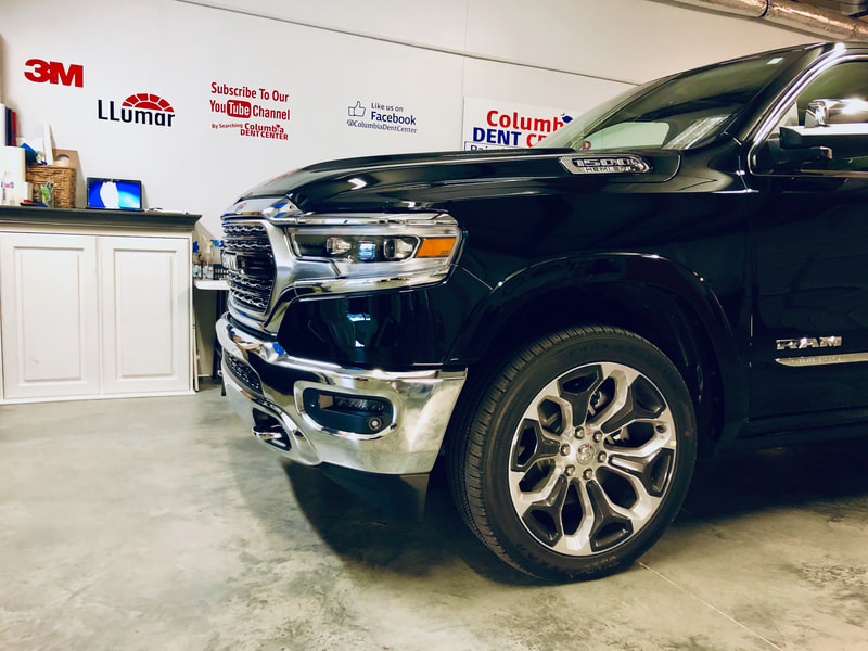 2019 Dodge Ram_Paint Protection_ Columbia, South Carolina