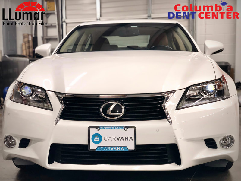 Lexus_ Paint Protection_ Columbia, South Carolina