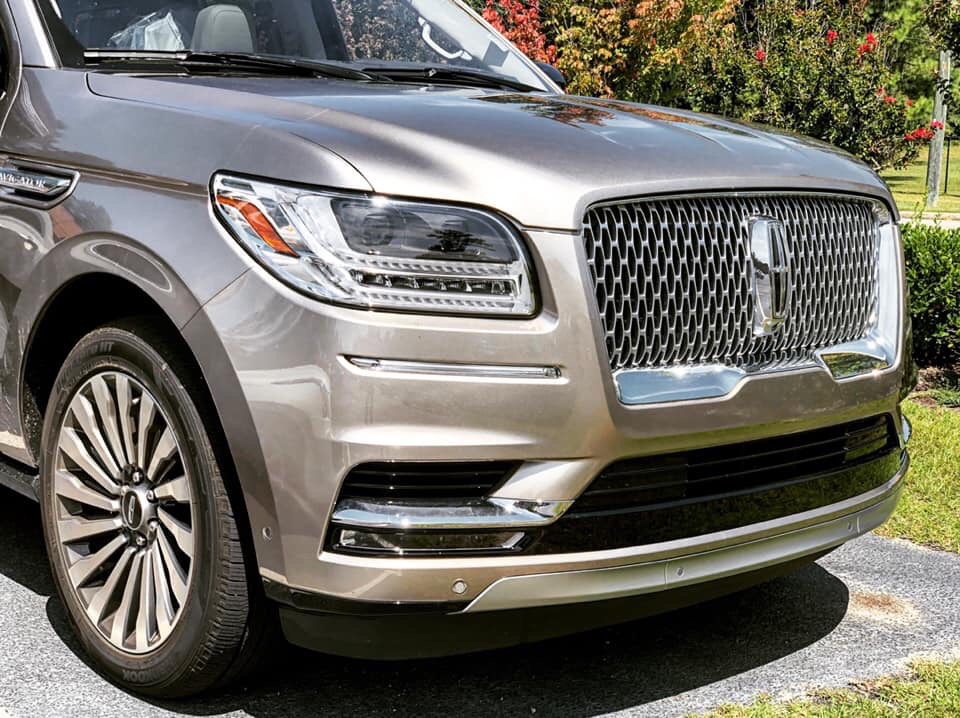 2019 Lincoln Navigator Clear Bra Columbia, South Carolina