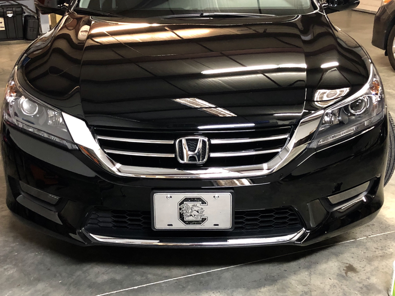 2014 Honda Accord_ Paint Protection_ Columbia SC