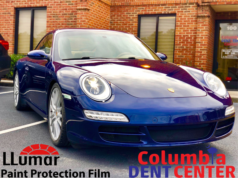 Porshe 911_ Paint Protection_Columbia, South Carolina